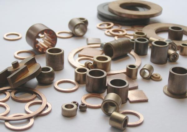 Изделия порошковой металлургии